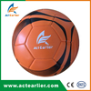 High quality customize available thermal bonded TPU lamination soccer ball