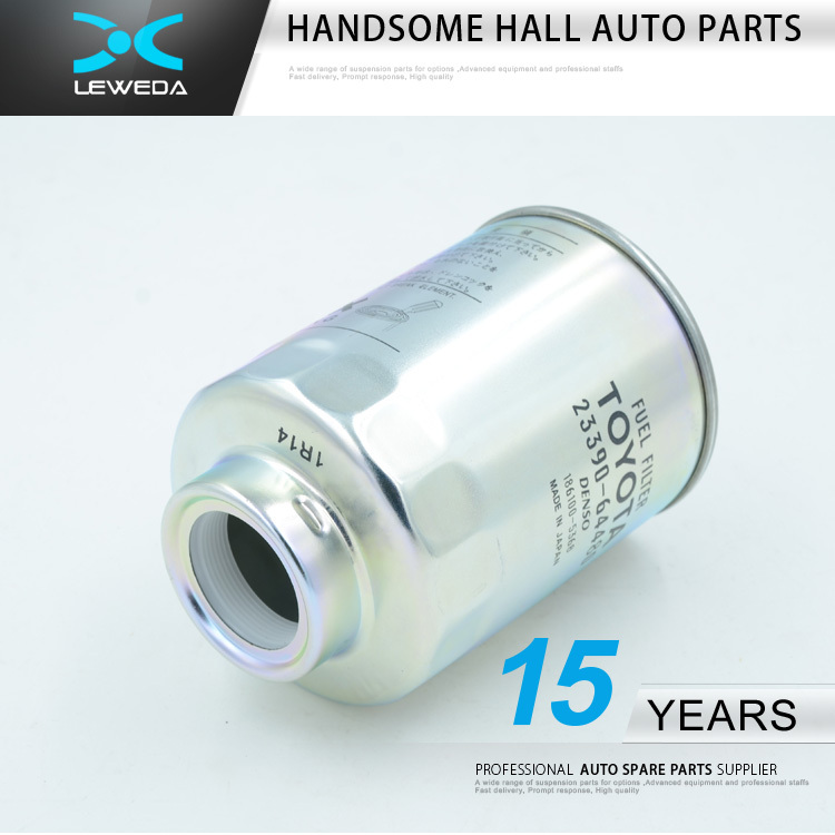Great Quality Fuel Filter For Toyota Corolla,Qualis,Hilux Surf ...