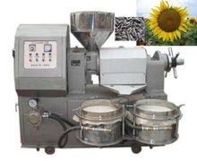 2012 No.1 Product--Sunflower Seeds Combined Screw Oil Press(6YL-95A)