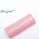 Non-woven cleaning washing Cloth wiping Kitchen Dish Rags