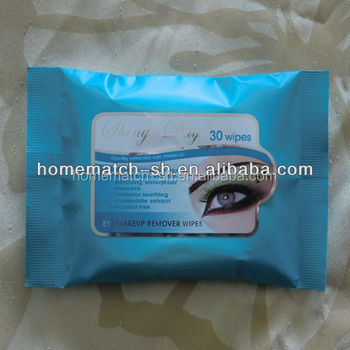 Eyelid Tattoo Removal Wet Wipes