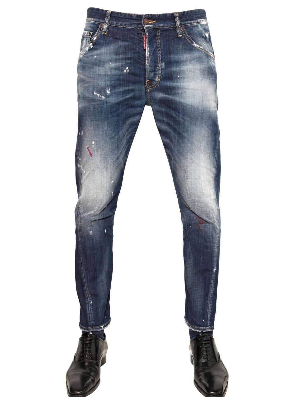 Italian Deisgn Man Denim Fashion Jeans Pant Jeans Stocklot ...