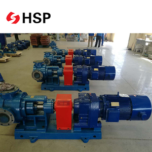 NYP stainless steel rotor type oil pump high viscosity internal engaged gear pump