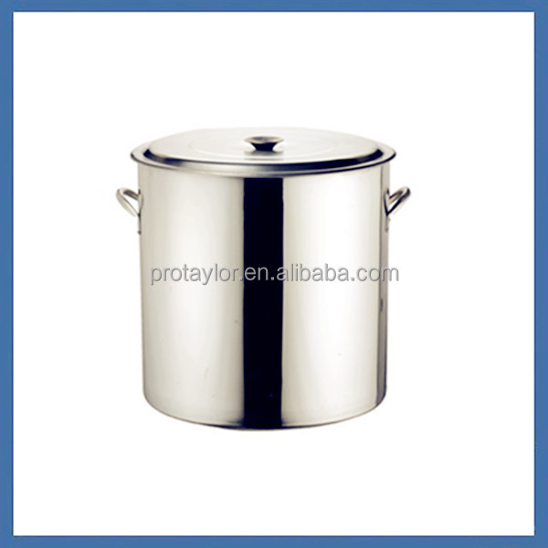 Classic stainless steel soup stockpot (TT-5555)