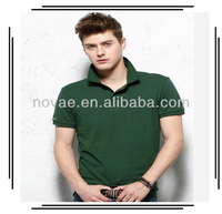 Personalized cotton men shirt embroidery design clothing stores wholesale