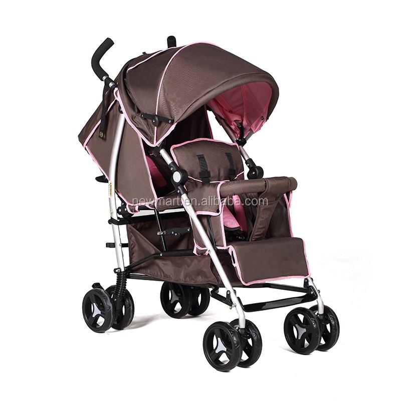 Twin Baby Buggy Baby Pram Double Tandem Stroller Buy