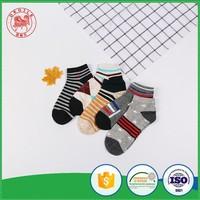 High quality polyester spandex man sock manufacturer