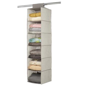 Fashion Color 6 Shelves Hanging Closet Shelf Organizers Buy