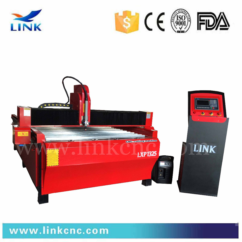 65A haibao power source cnc plasma cutting machine china/cnc plasma cut/plasma cnc lxp1325