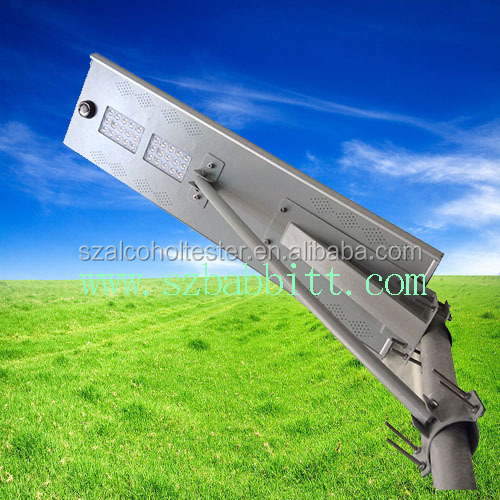 lead sun solar light/ 3 Years Warranty Integrated Solar Street Light With Cheap Price