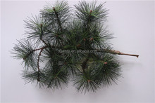 fake plant componet artificial needle shape leaf pine branch