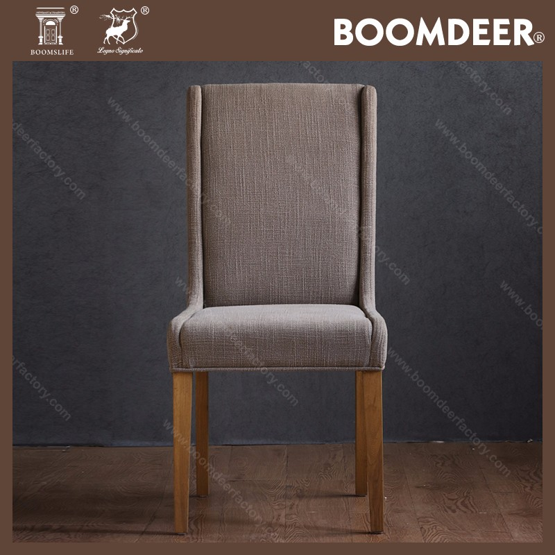product-BoomDear Wood-Made In China Lounge Sofa Classic Modern Wood Chair Fabric Chair For 1 Person--1