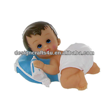 Cute Showering Baby With Feeder Baby Shower Favors