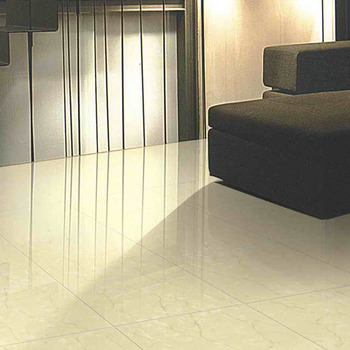 24x24 Polished Unglazed Ceramic Floor