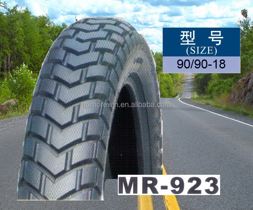 Motorcycle tyre 90/90-18 with high quality