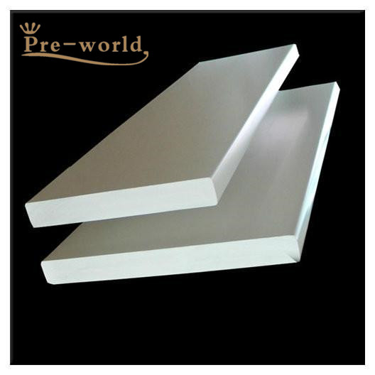 Customized colorful Exterior decoration PVC foam board