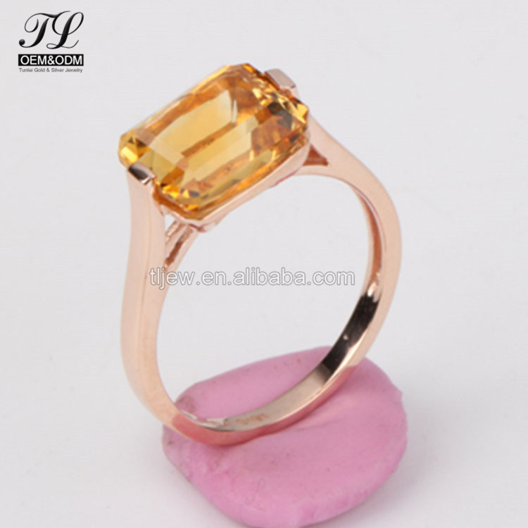 Quality Topaz Latest Gold Rings Design For Women,Beautiful Gold ...