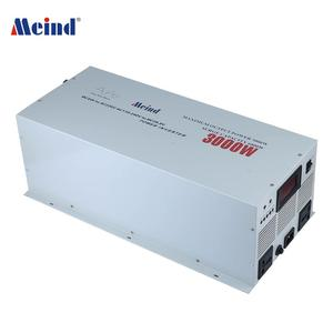 China best quality manufacturer DC12V to AC220V 3000W Pure sine wave inverter with Battery charger