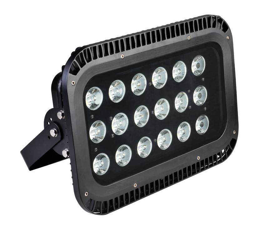 Solar Flood Lights Made In Usa : V solar led flood light motion sensor security