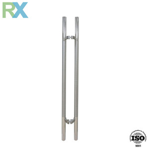 Good quality stainless steel door pull push handles and accessories