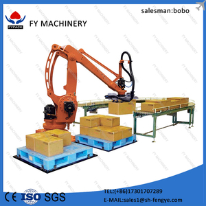 Loading And Unloading 2 In 1 Robot Palletizer