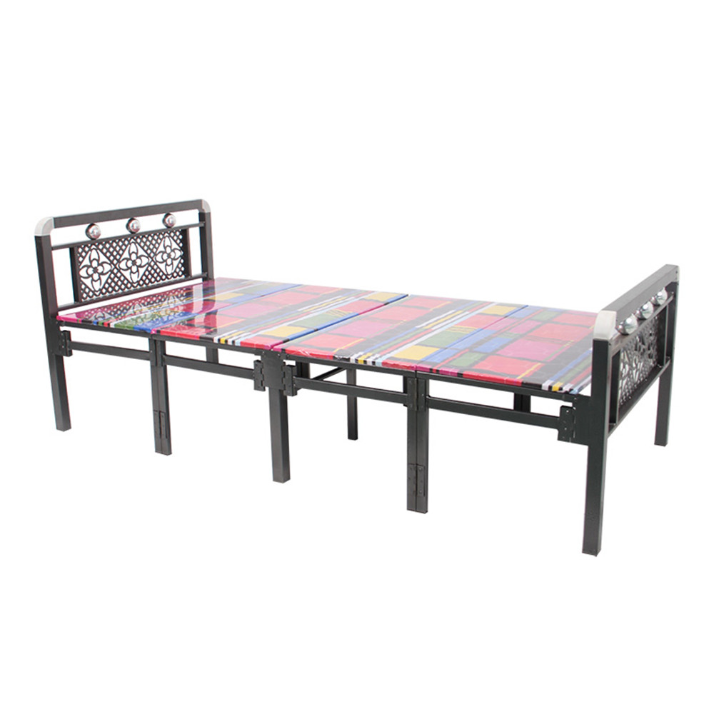 cheap folding bed cheap folding bed suppliers and manufacturers at alibabacom - Cheap Single Bed Frames