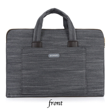 mens laptop bag for Apple, Lenovo, DELL computer with customized logo