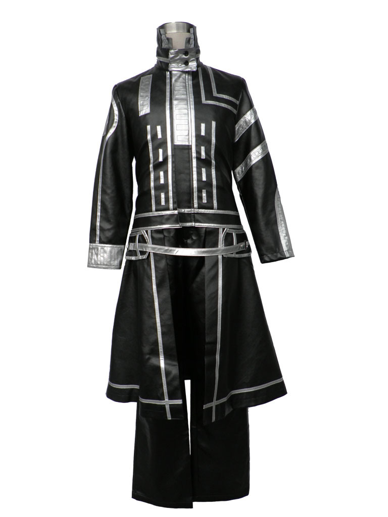D.Gray-man Cosplay Cross Maria costumes anime cosplay halloween costumes