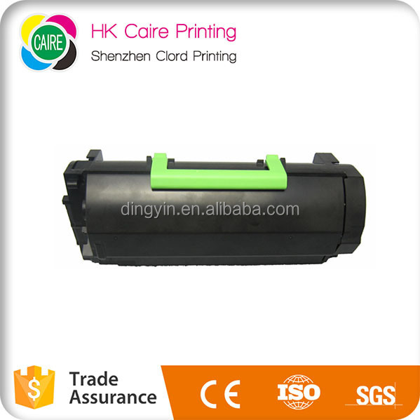 52D2H00 52D2000 52D1H00 52D1000 for Lexmark MX711 MX710 MX812 MX811 MX810 MS810 MS811 MS812 Toner Cartridge with stable chips