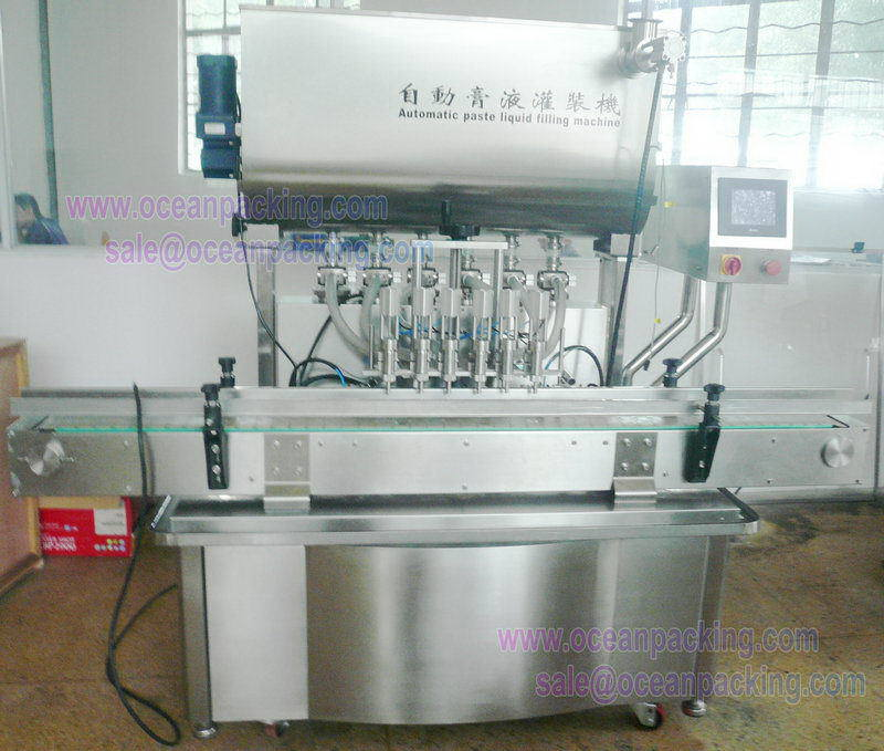 Durable unique automatic ointment filling machinery