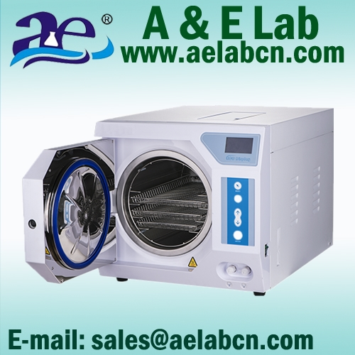 Full Automatic Table Top And Beautiful Design Autoclave