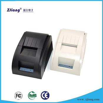 Zjiang Zj-5890d Usb/rs232 Interface Receipt Printer Sticker Printing  Machine With Pos 58 Printer Thermal Driver - Buy Printer,Zjiang Zj-5890d