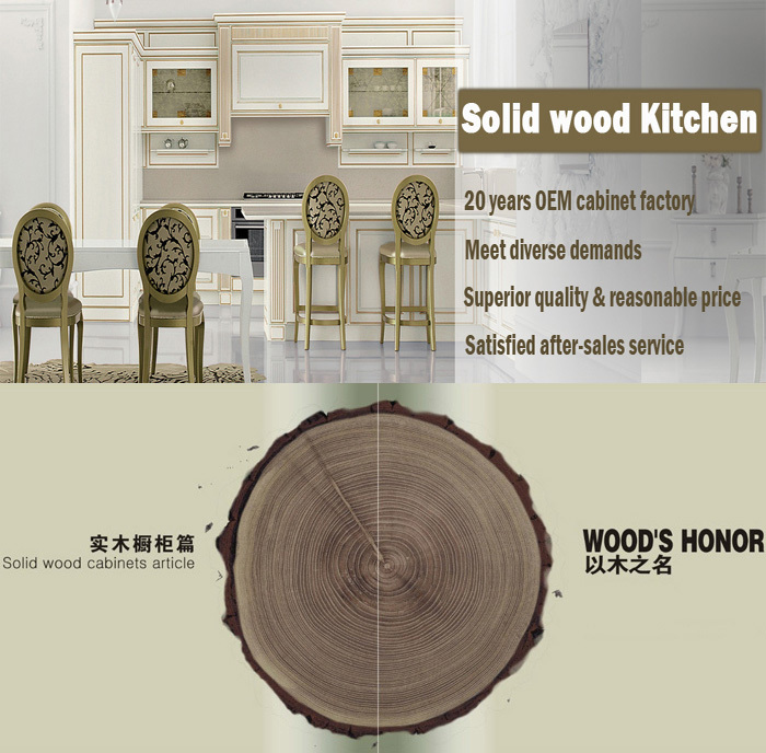 China Kitchen Cabinet Factory And Modern Home Furniture Kitchen ...