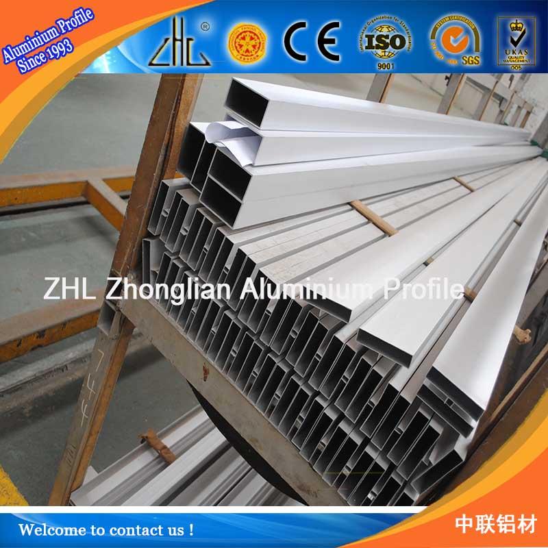 Grande! In Alluminio Anodizzato Prezzi E Alluminio Rettangolare Tubi ...