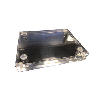 Custom Laser Cutting CNC Milling Clear Pom Acrylic Machining Fabrication Services