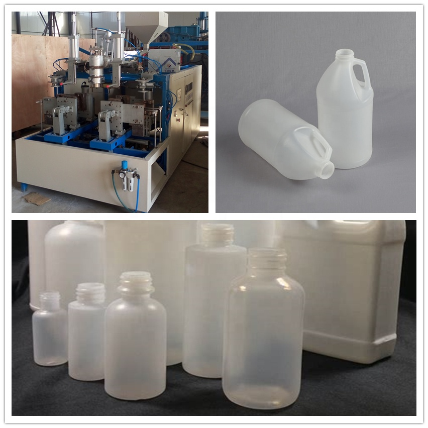 PP PE HDPE LDPE Small Blow Molding Machine