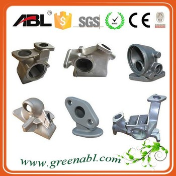 Oem Casting bearing locking ring / bearing housing for machine