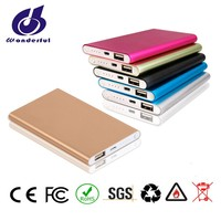The best selling quality aluminum power bank for smartphone