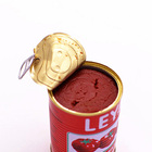 210g high quality natural healthy canned tomato paste vego