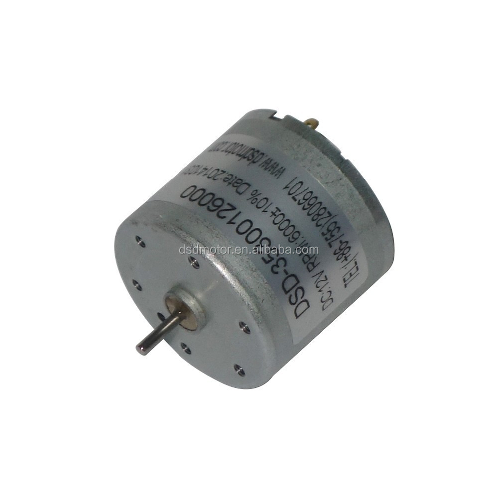 DSD-3530 cheapest price high quality 12V2 4V Brush DC Motor