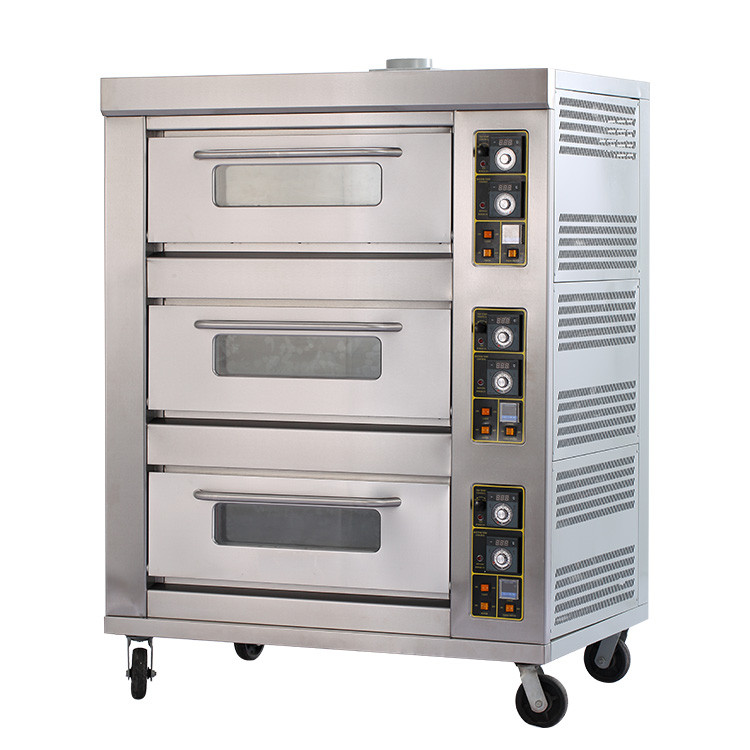 Commercial Pizza Gas Convection Oven For Ovens Sale Buy