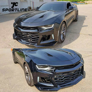 1LE Body Kit Car Bumper with LED DRL Light for Chevy Camaro SS ZL1 LS LT 16-18