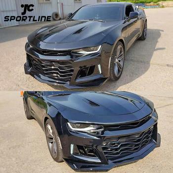 Camaro Ss 1le For Sale >> 1le Tubuh Kit Mobil Bumper Dengan Led Drl Untuk Chevy Camaro Ss Zl1 Ls Lt 16 18 Buy Tubuh Kit Untuk Mengejar Mobil Bumper Untuk Camaro Bumper Mobil