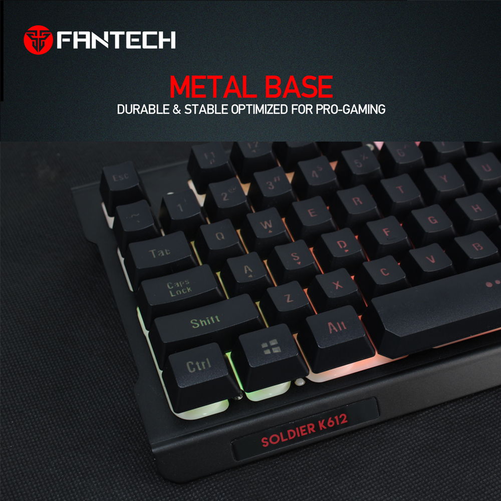 wholesale pro-gaming industrial keyboard RGB 104 keys anti-ghost russian led gaming keyboard