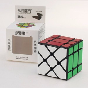 Newest juguetes kids toys 3x3x3 Fisher magic cubes