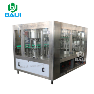 Easy open can beer making filling machine / beverage manufacturing equipment / 330ml tin can sealing packaging plant