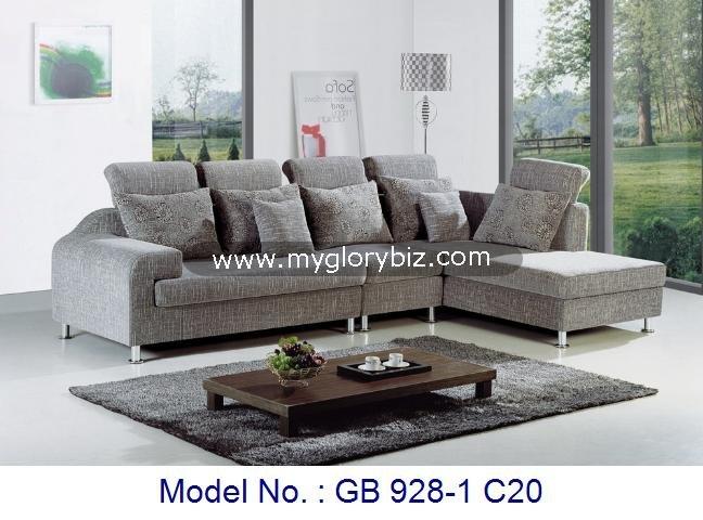 Muebles hogar, living sofá, l'shape sofas, sofá de la esquina ...