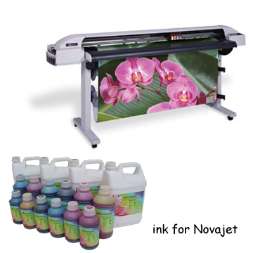 Novajet 750 /850 water based ink