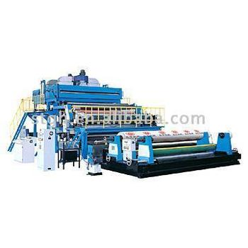 Broad Width Central Impression Flexo Printing Machine