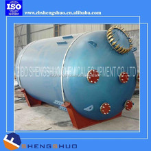 Ultrasonic used vegetable oil for biodiesel storage tank/chemical glass lined storage tank